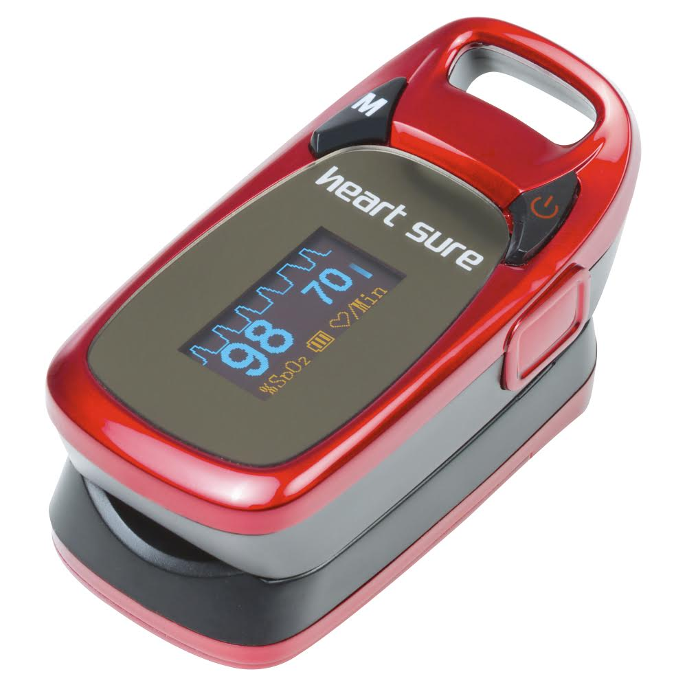 HEART SURE - PULSE OXIMETER