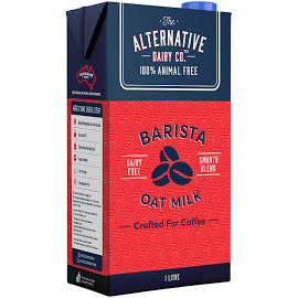 ALTERNATIVE DAIRY CO. OAT MILK 1L