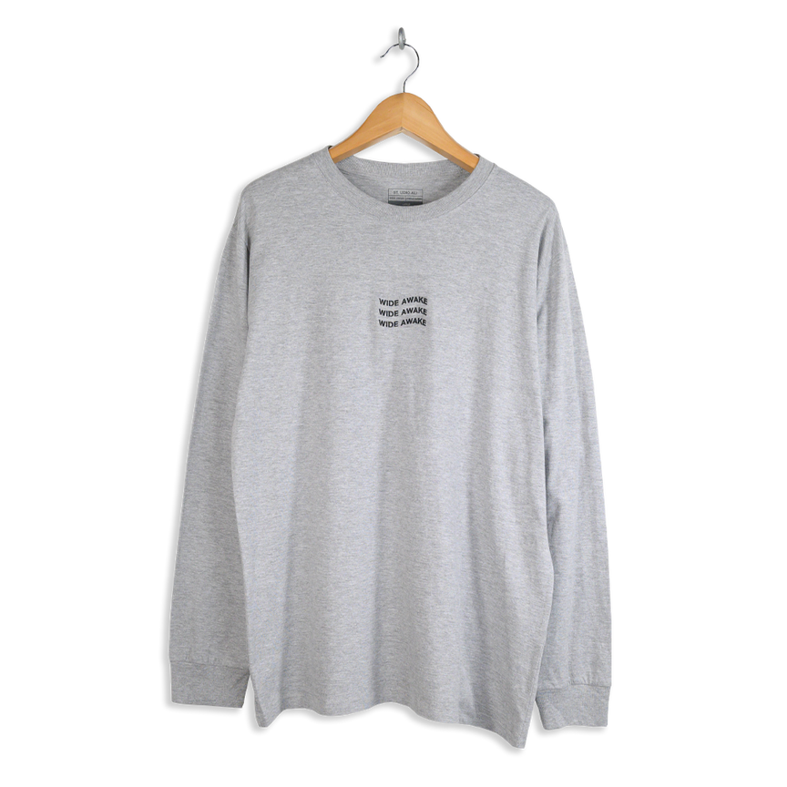 WIDE AWAKE WAVE LS TEE