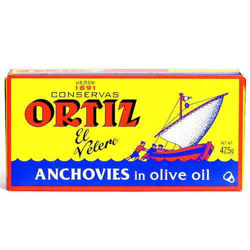 ORTIZ - ANCHOVIES IN OLIVE OIL