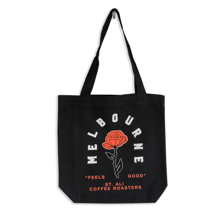 MELBOURNE ROSE TOTE BAG