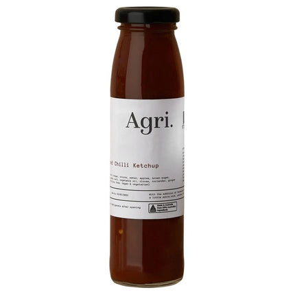 FERMENTED CHILLI KETCHUP