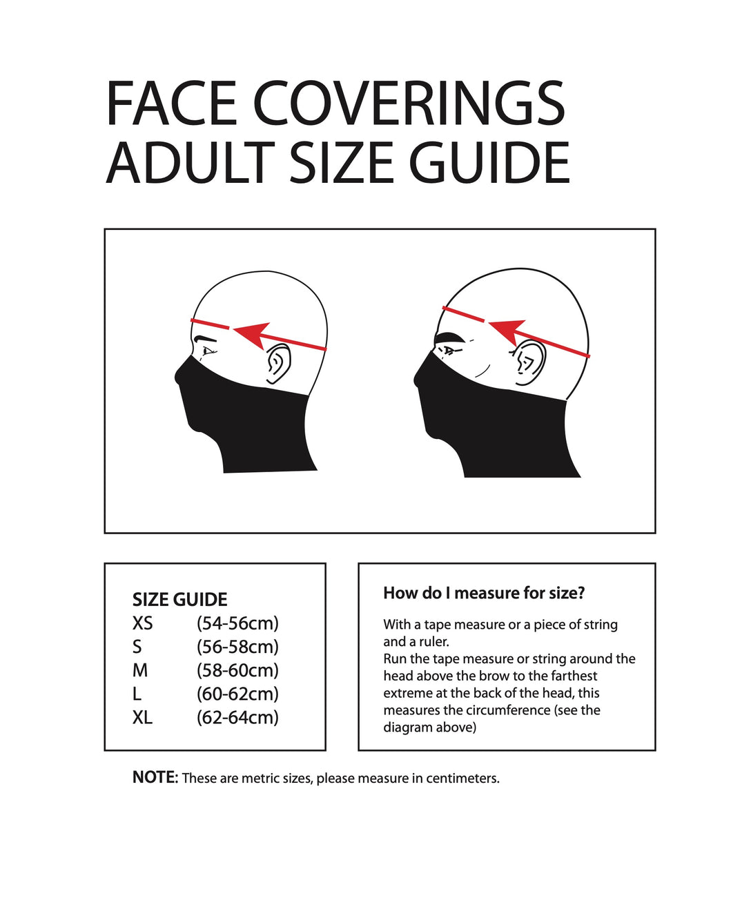 ST. ALi FACEWEAR - MELBOURNE MADE - SHIPPING DAILY