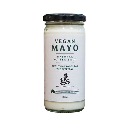 GREEN ST KITCHEN VEGAN MAYO 250G
