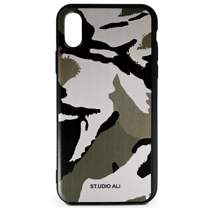 CAMO iPHONE X COVER