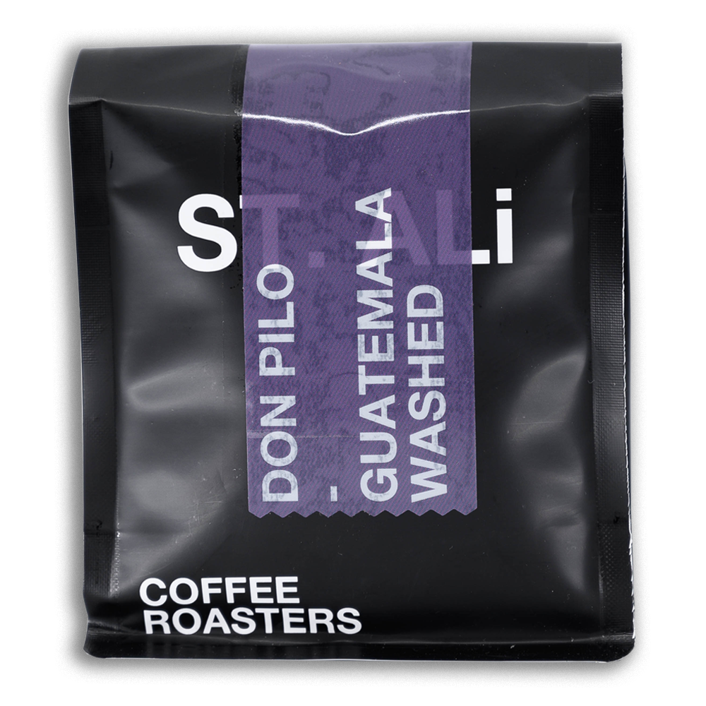 SINGLE ORIGIN GUATEMALA DON PILO