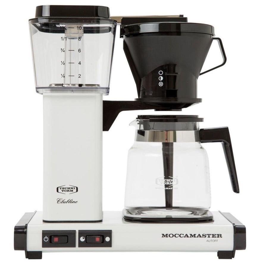 MOCCAMASTER CLASSIC BREWER