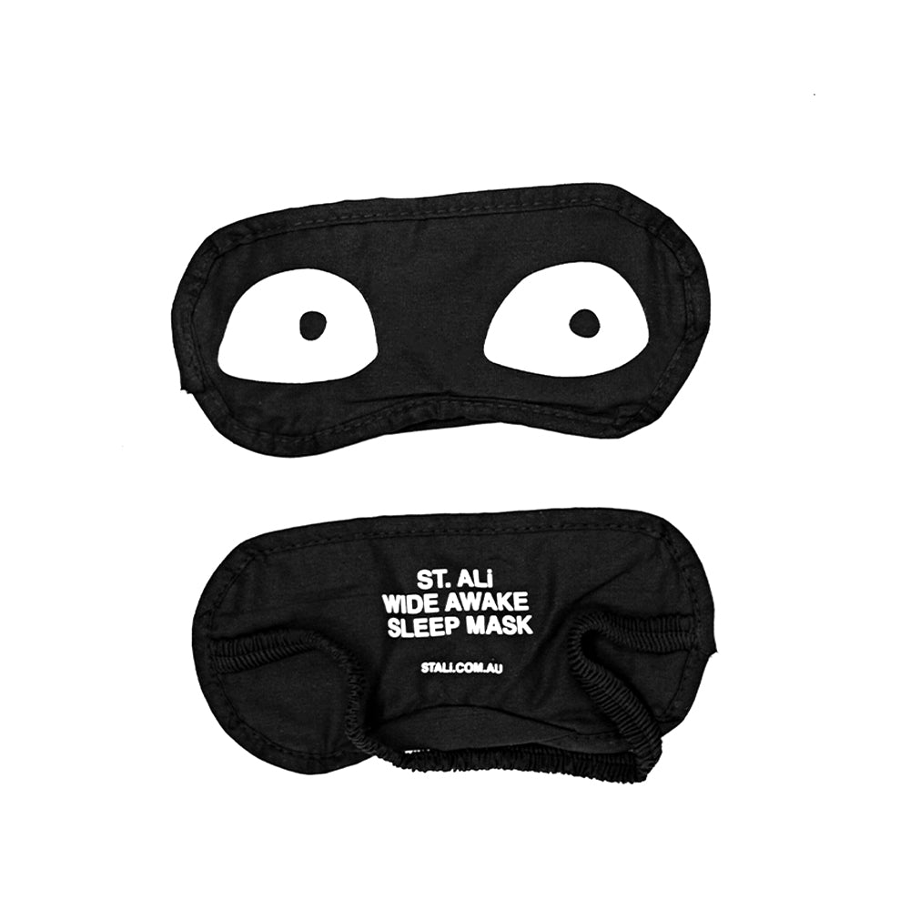 WIDE AWAKE SLEEP MASK