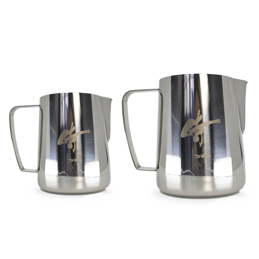 SHINSAKU FUKAYAMA 600ml + 400ml MILK JUG COMBO
