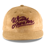 WIDE AWAKE 3D EMBROIDED SCRIPT CAP