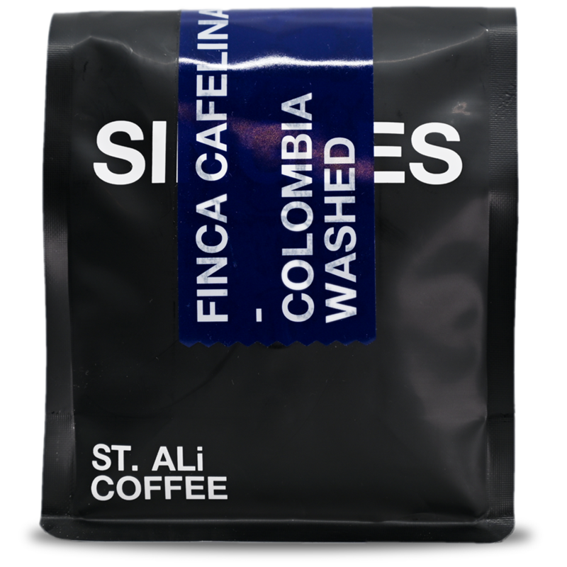 SINGLE ORIGIN COLOMBIA FINCA CAFELINA