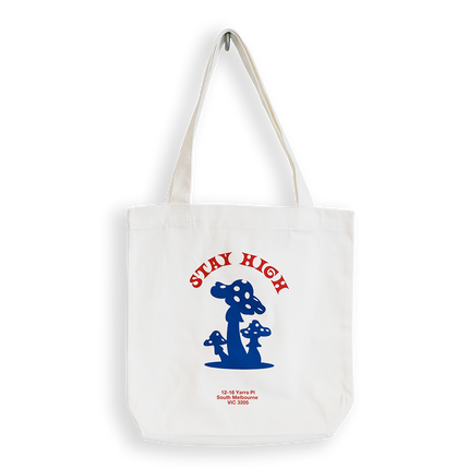 STAY HIGH TOTE