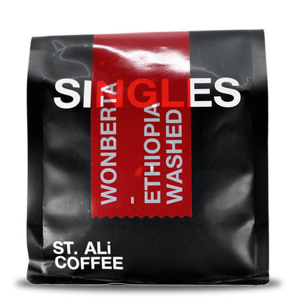 SINGLE ORIGIN ETHIOPIA WONBERTA WASHED