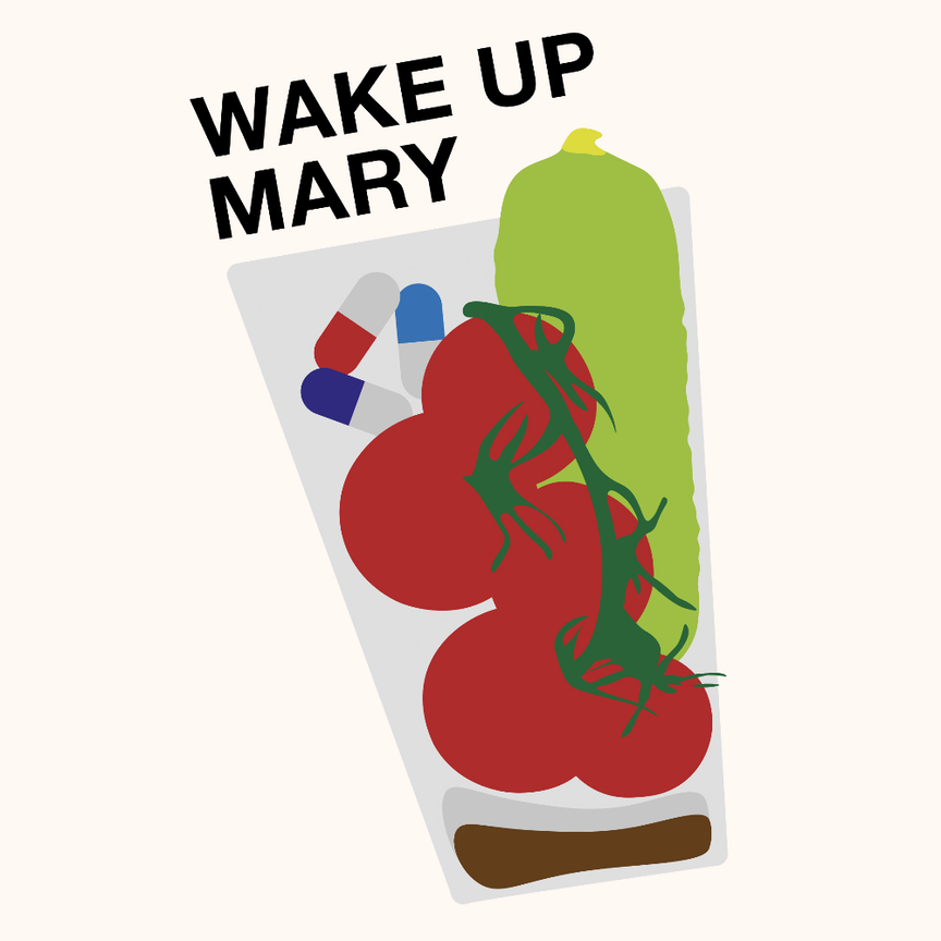 WAKE UP MARY KIT