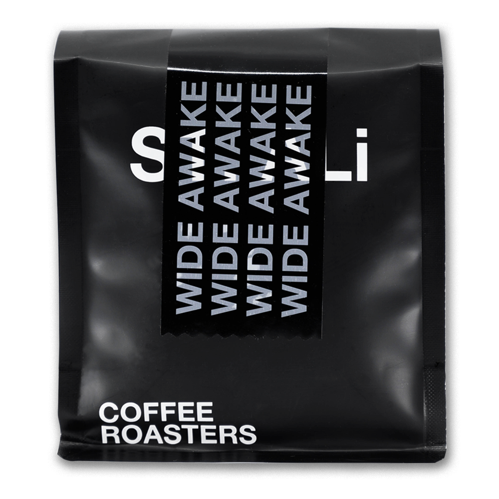 (PROMO) WIDE AWAKE - STRONG ESPRESSO BLEND