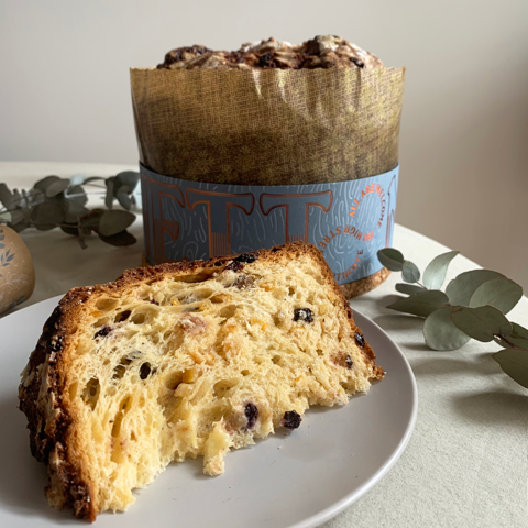 ALL ARE WELCOME PANETTONE