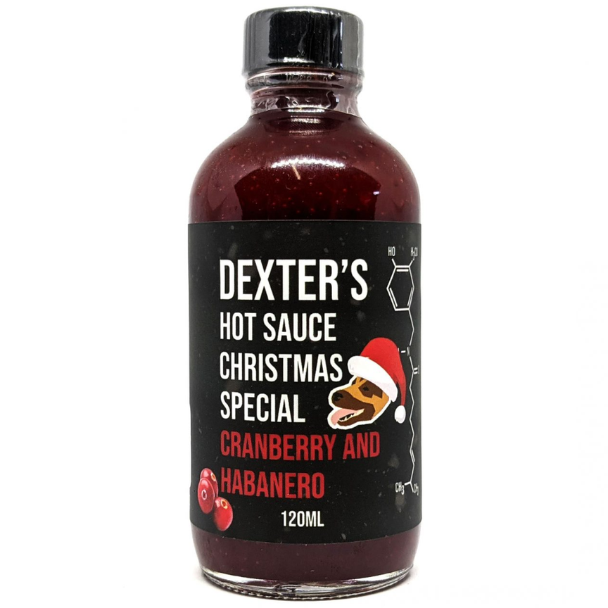 DEXTER'S CRANBERRY & HABANERO CHRISTMAS SPECIAL (120ml)