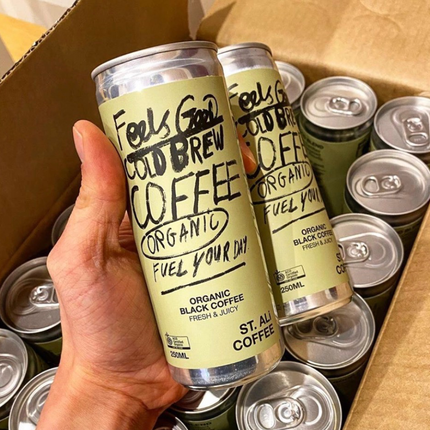 FEELS GOOD COLD BREW CANS - BF DEAL