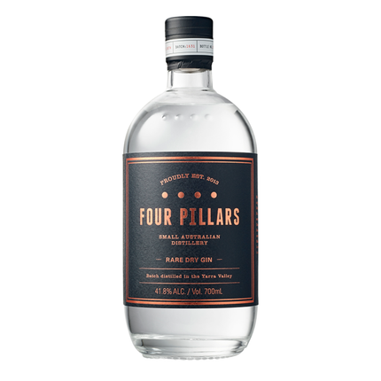 FOUR PILLARS RARE DRY GIN - BF DEAL