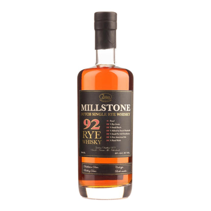 MILLSTONE 92 RYE WHISKEY, FEVER TREE GIFT PACK