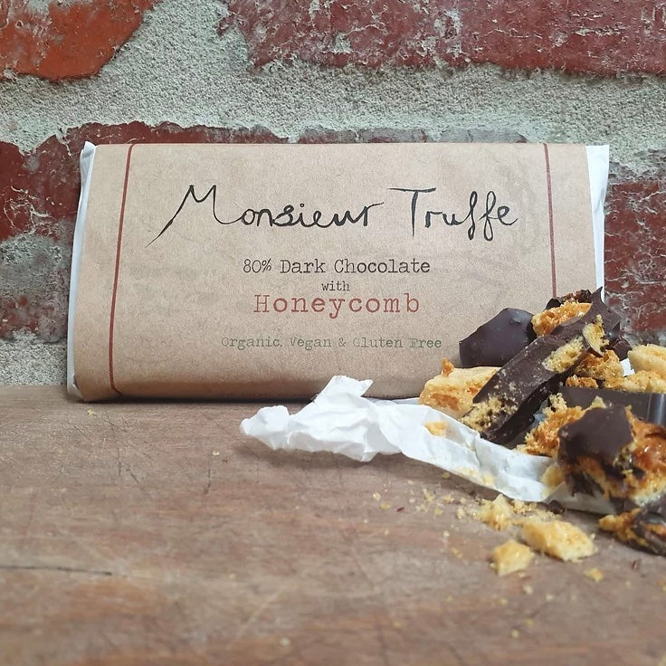 MONSIEUR TRUFFE SPECIALTY BARS (100g)