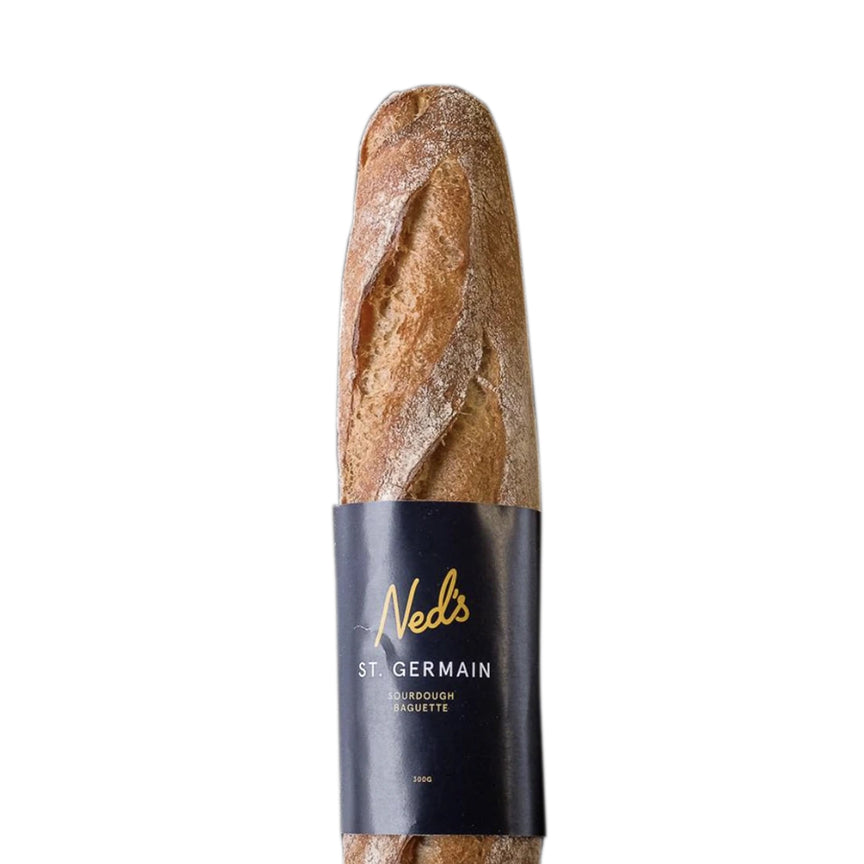 NED'S BAKE ST GERMAIN SOURDOUGH BAGUETTE