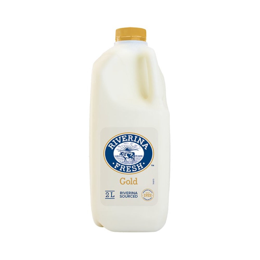 RIVERINA GOLD MILK 2L