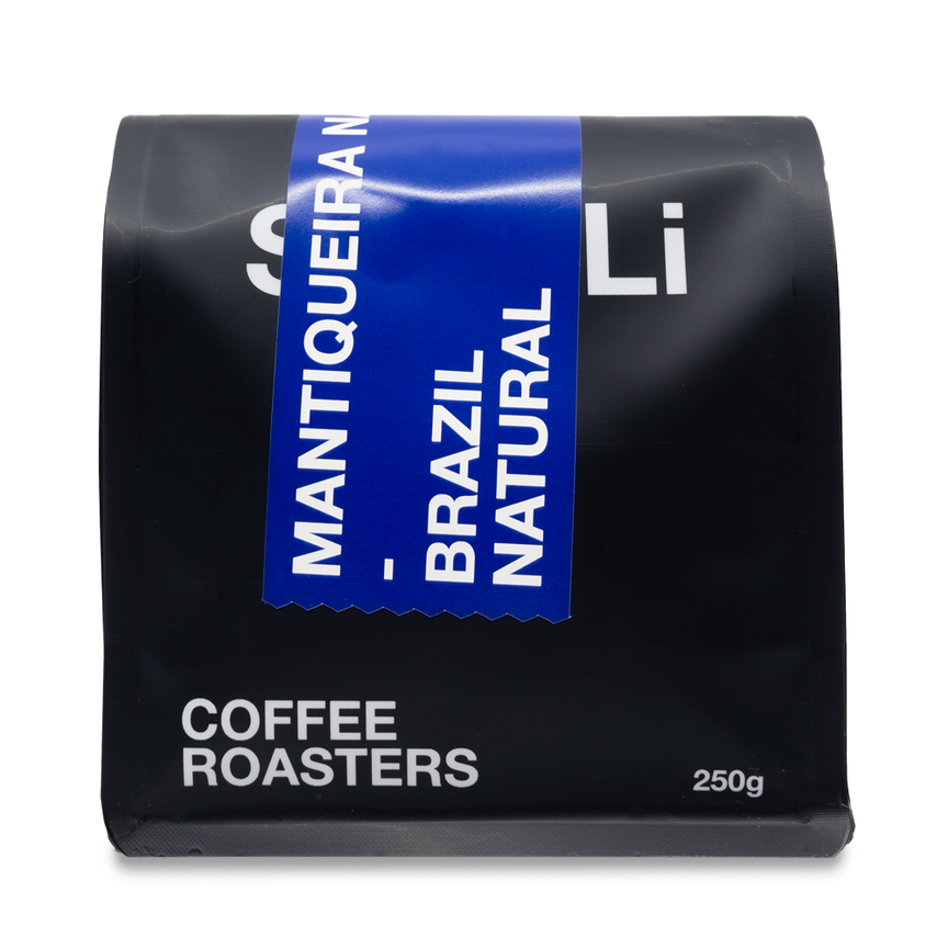 SINGLE ORIGIN BRAZIL MANTIQUEIRA
