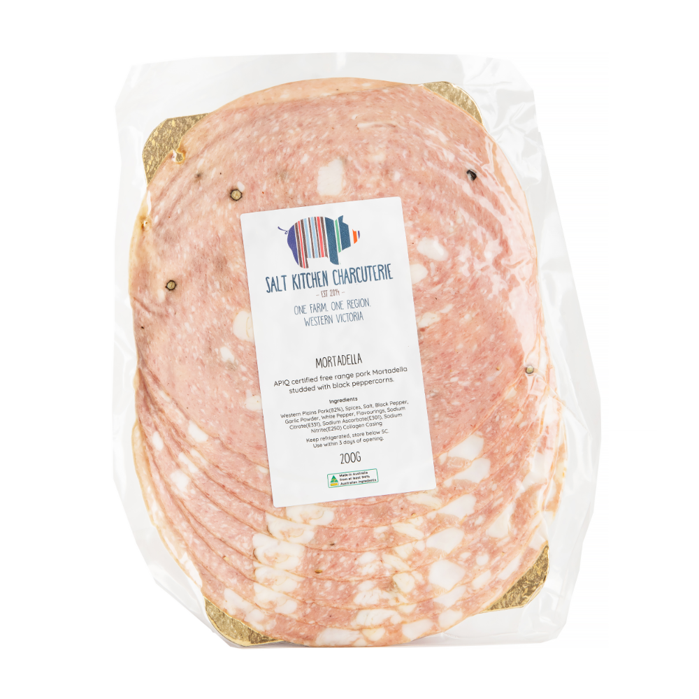 SALT KITCHEN MORTADELLA 200G