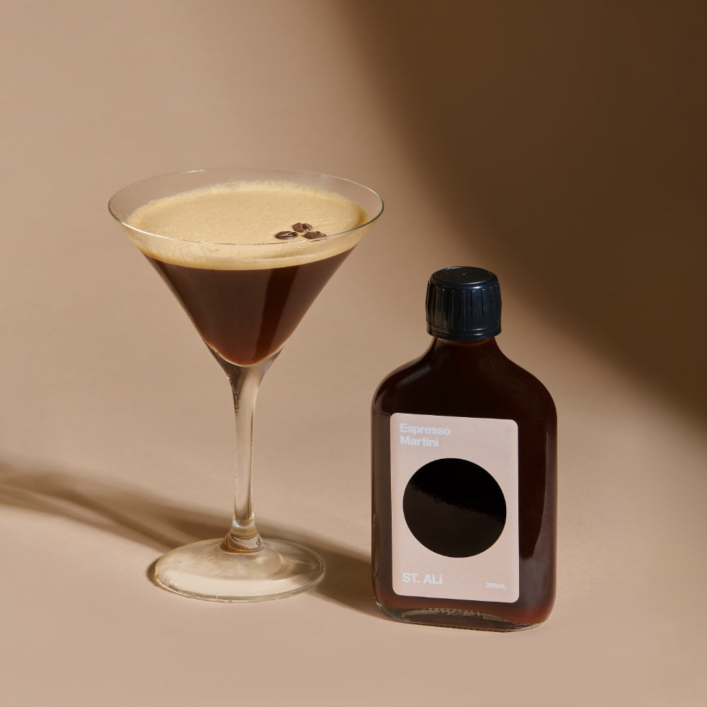 ESPRESSO MARTINI COCKTAIL (200ml)