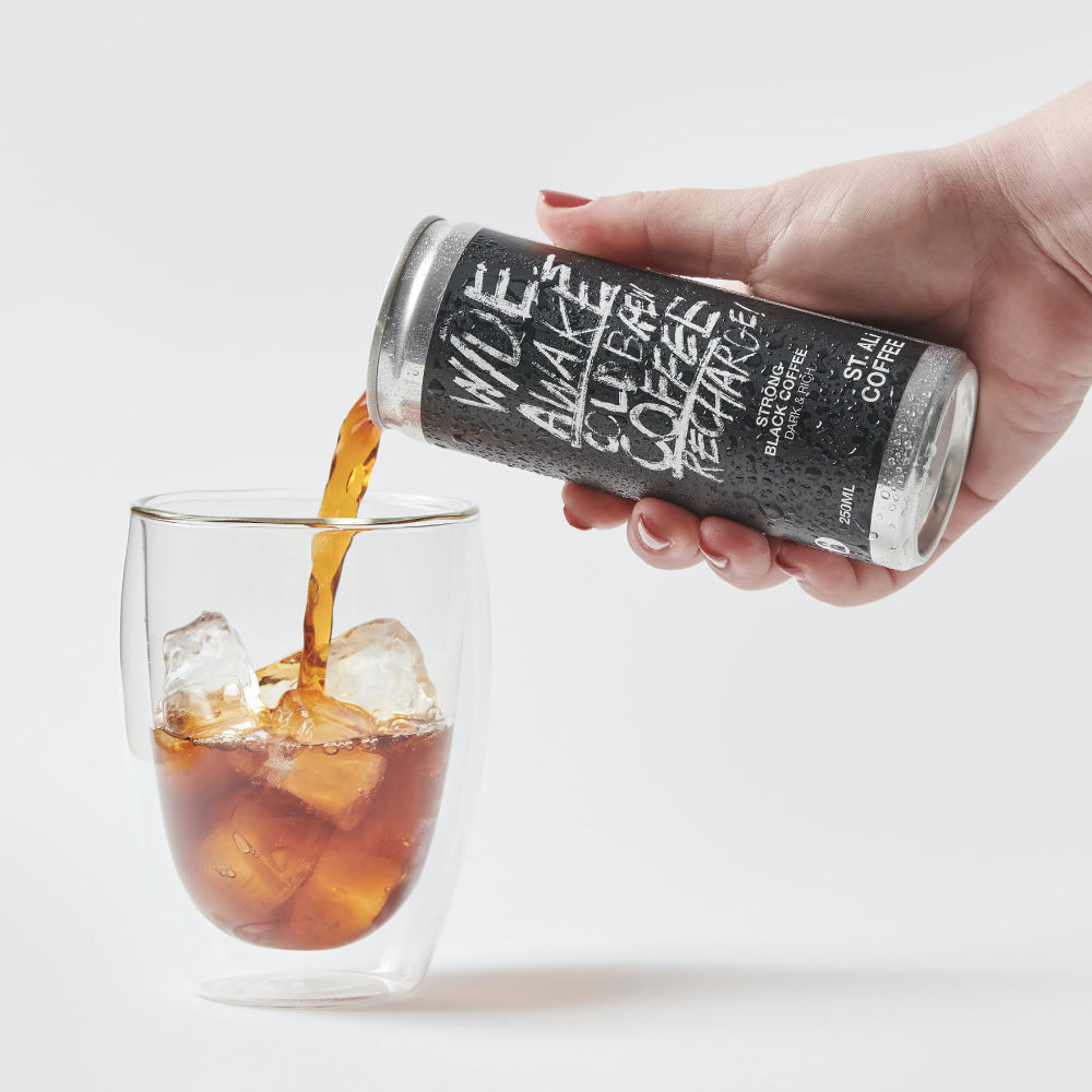 WIDE AWAKE COLD BREW - 6-PACK - HOT BREAKFAST