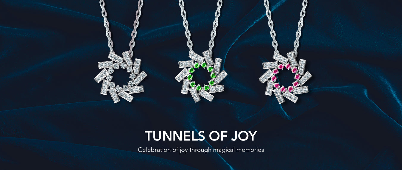 Tunnels of Joy