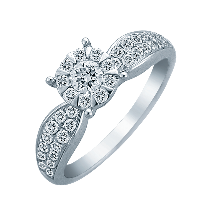 Liberte Valentina Diamond Ring