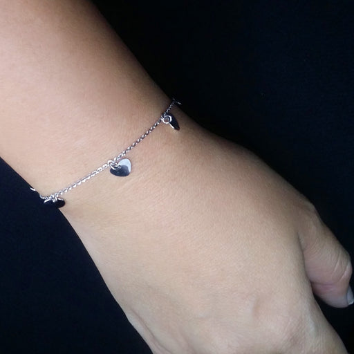 Lover Bracelet (White Gold)