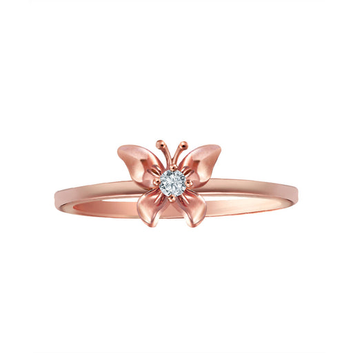 Buttersparks 18K Gold Diamond Ring