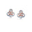 Friendship Club Diamond Earrings (10K Gold)