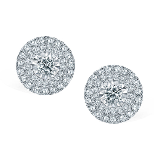 Valkyrie Convertible Diamond Earrings
