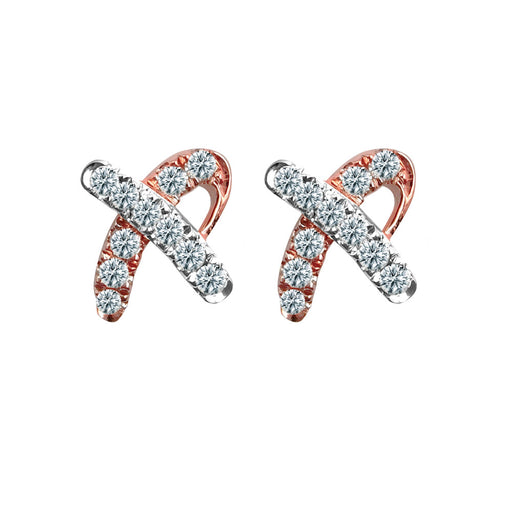Axel Diamond Earrings
