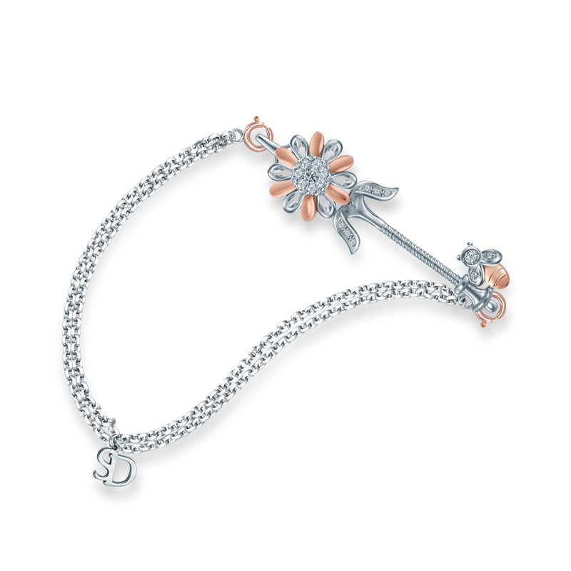 Jardin Key - Sunflower Bracelet