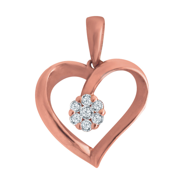 Maeve Diamond Pendant (18K Gold)