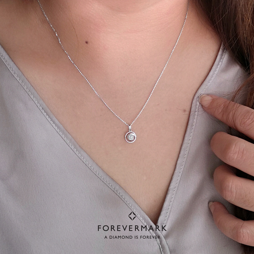 Forevermark Journey to the Heart Pendant