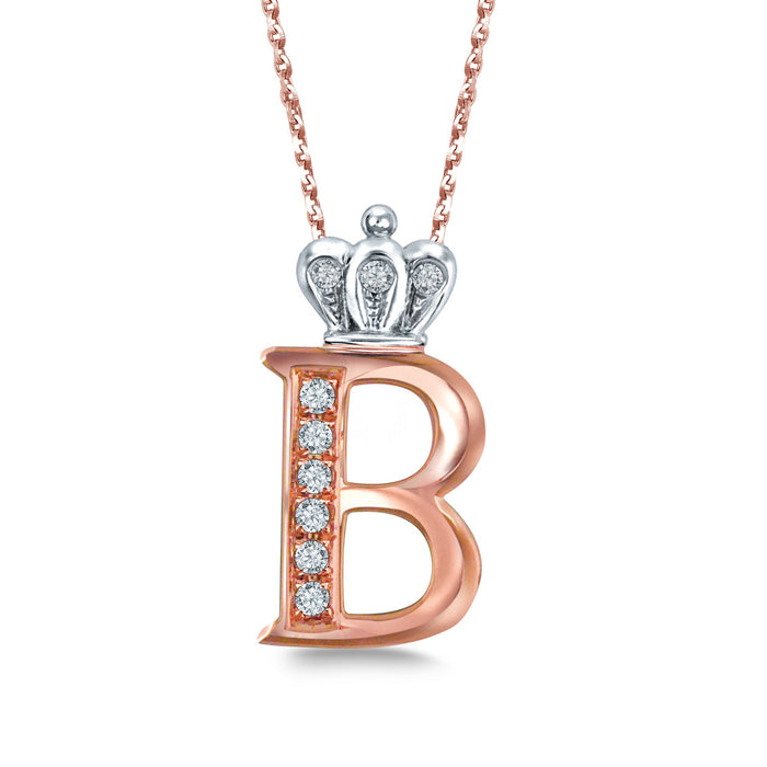 "Letter ""B"" Necklace"