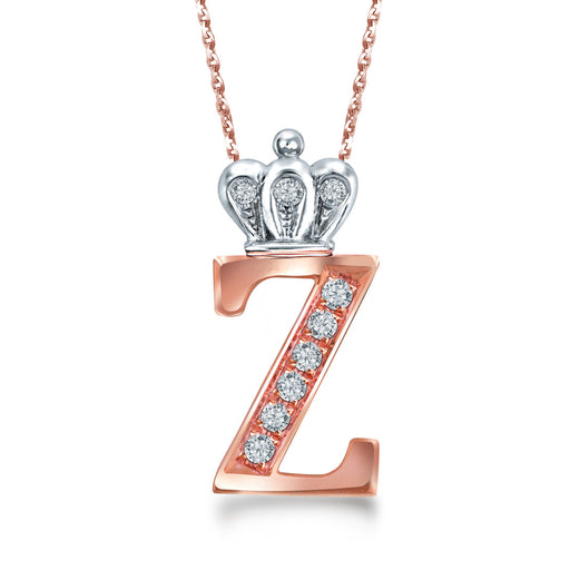 "Letter ""Z"" Necklace"