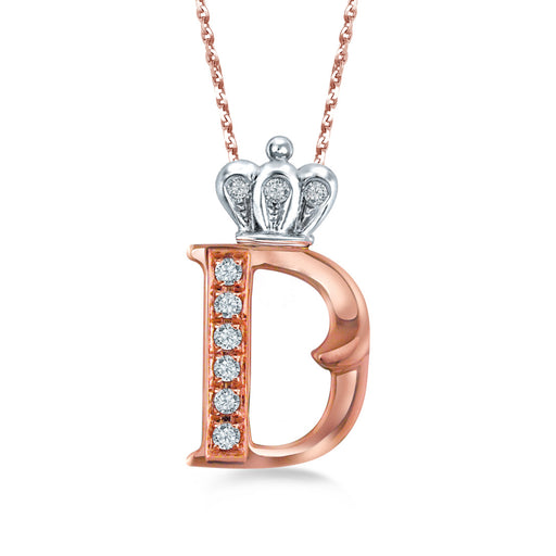 "Letter ""D"" Necklace"