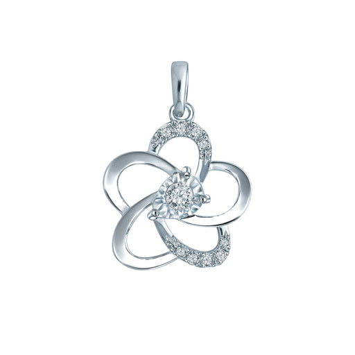 Sofea Diamond Pendant (18K Gold)