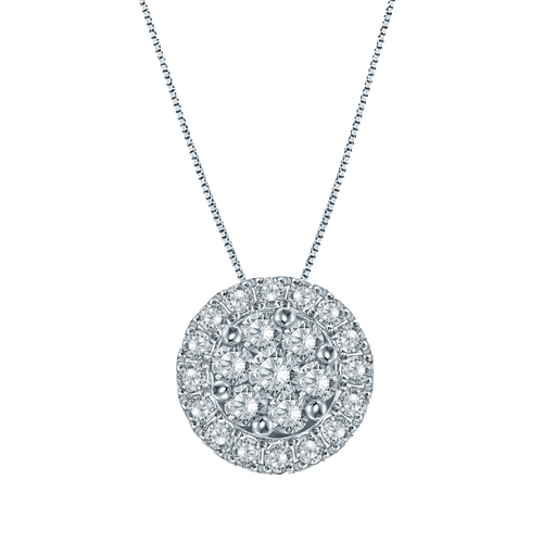 Gwyneth Convertible Diamond Pendant