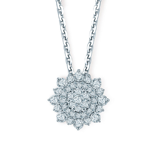 Jean Convertible Diamond Pendant