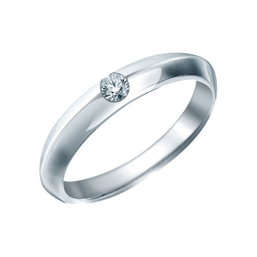 Joy Pure Love Female Diamond Wedding Ring (PT950 Platinum)