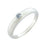 Sweet Promise Male Diamond Wedding Ring (18K Gold)