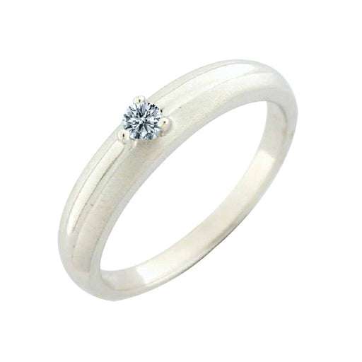Sweet Promise Female Diamond Wedding Ring (18K Gold)